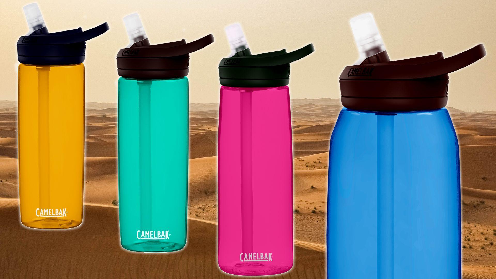Camelbak eddy+ drinkfles