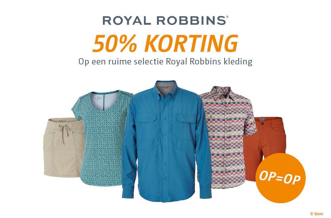 Bever Royal Robbins outdoorkleding acie