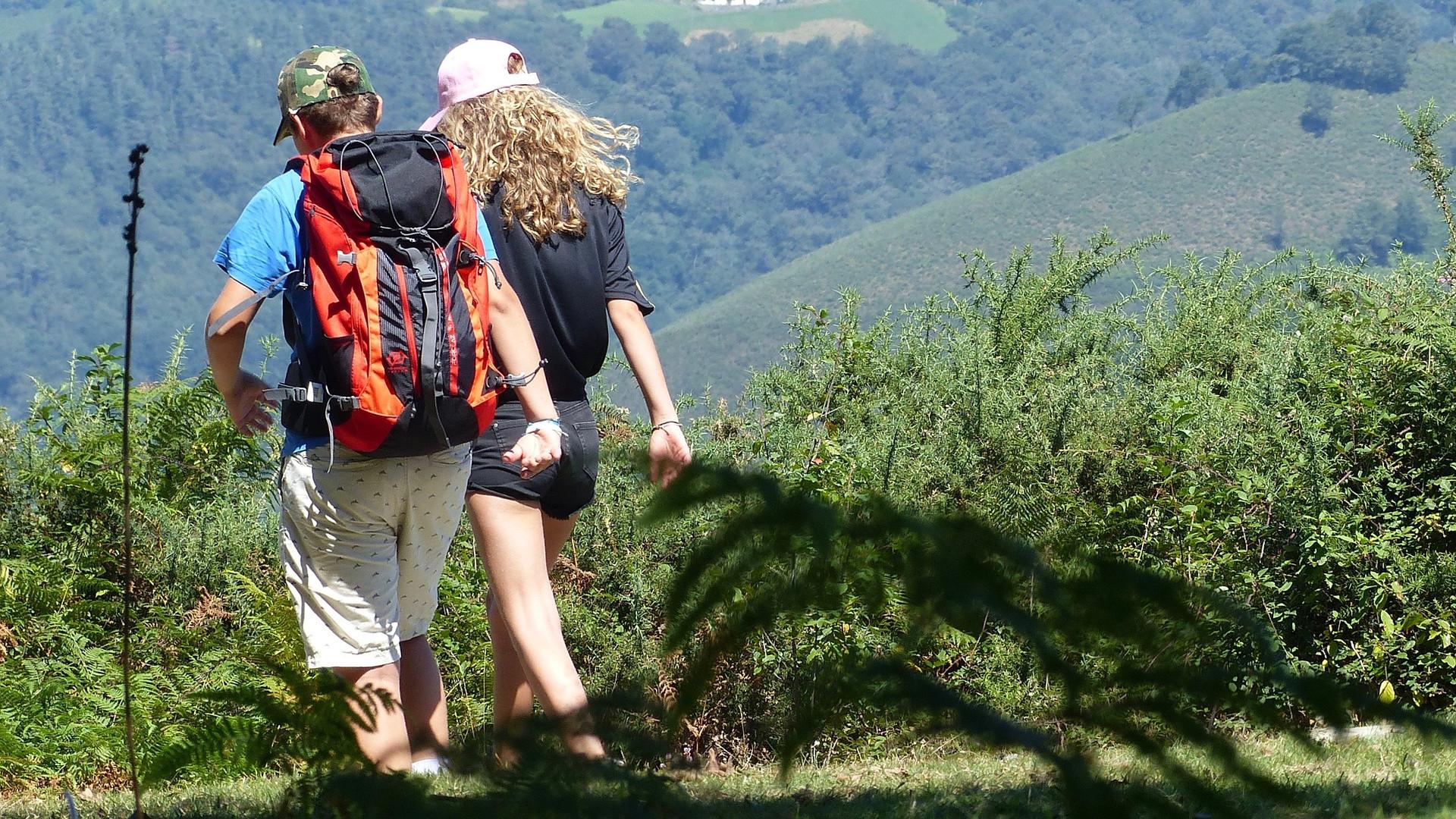 Frankrijk wandelen hiken natuur
