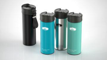 GSI Microlite 570 Tour: lichtgewicht thermosfles