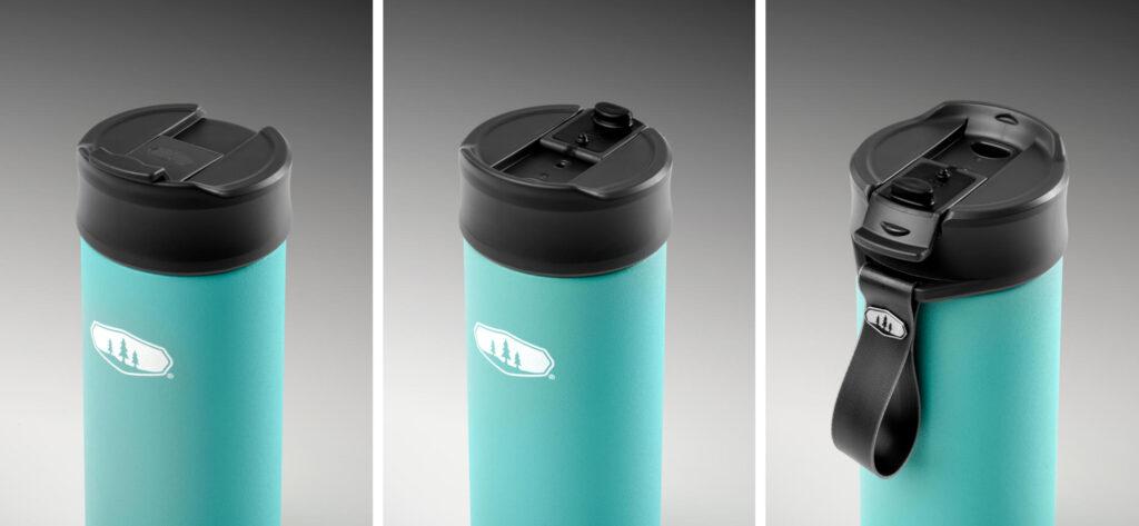 GSI Microlite 570 Tour: ultralichte isolerende drinkfles