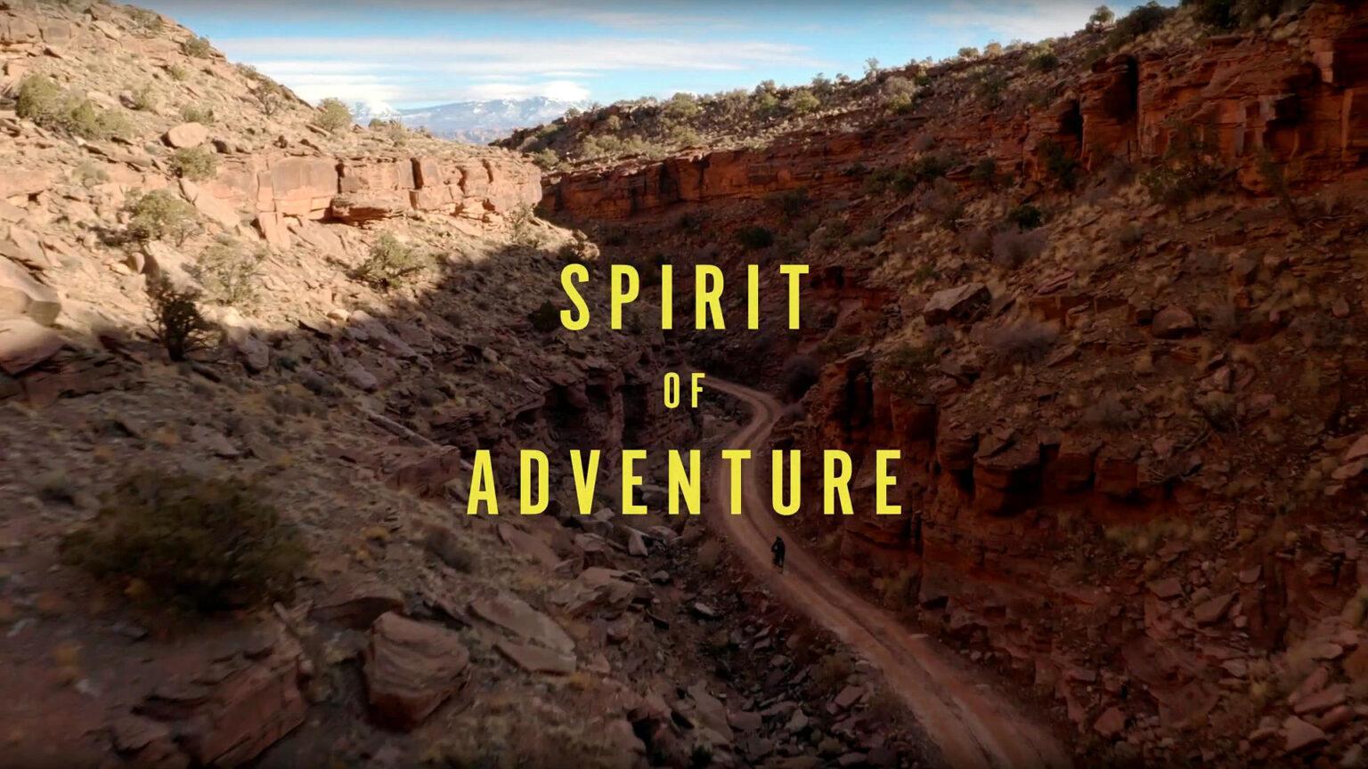 Spirit of Adventure: