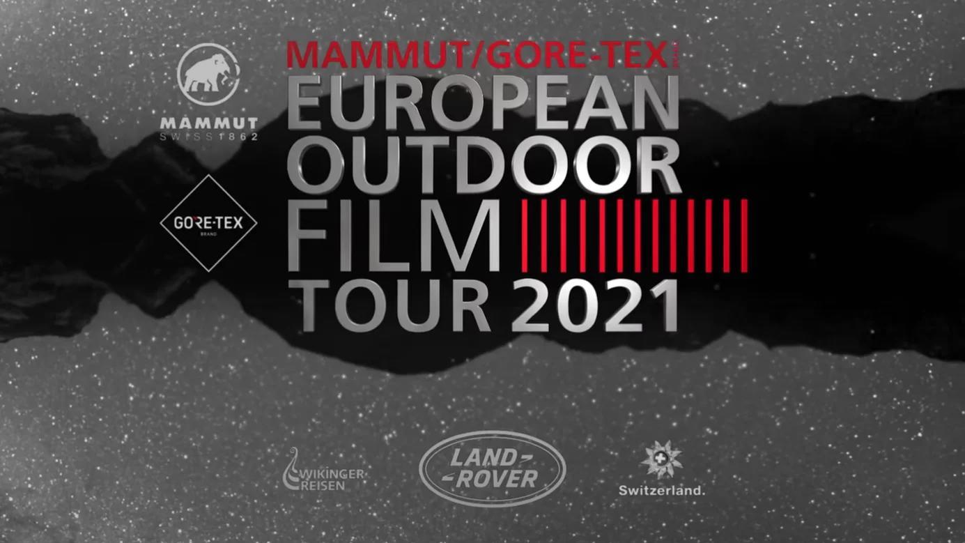 European Outdoor Film Tour 2021