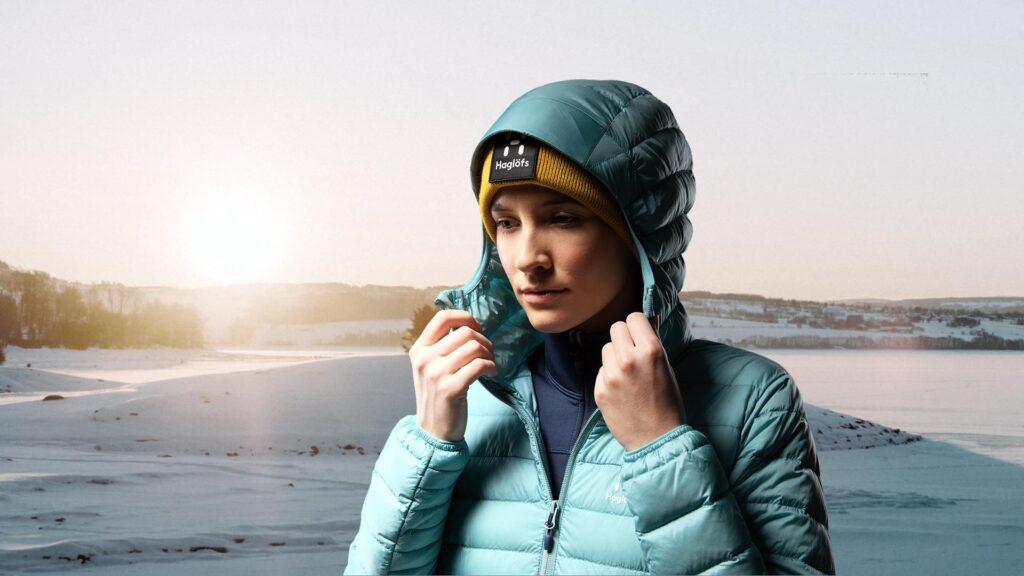 Haglöfs Micro Nordic Down Hood donsjas lichtgewicht dames